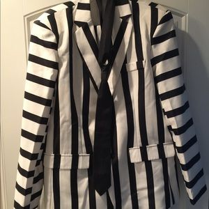 Other - Men's Large Striped Suit